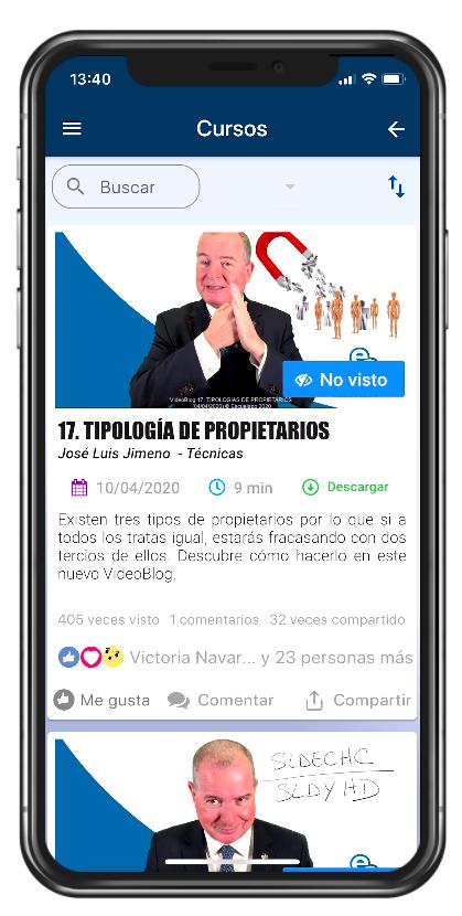 VideoBlog Escuelapp